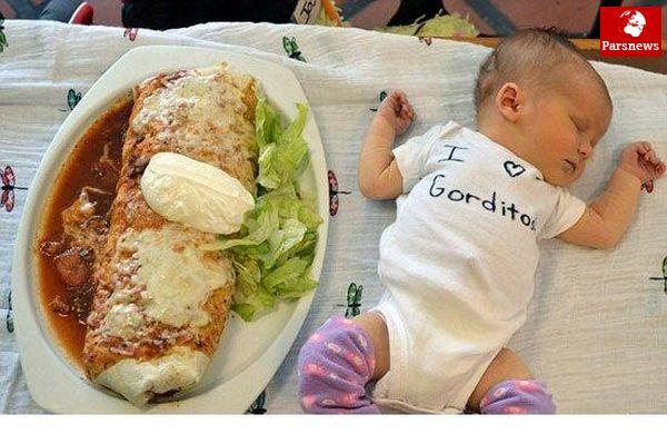 اگر نوزاد ۱ ماهه دارید در این رستوران غذای رایگان دریافت می کنید
