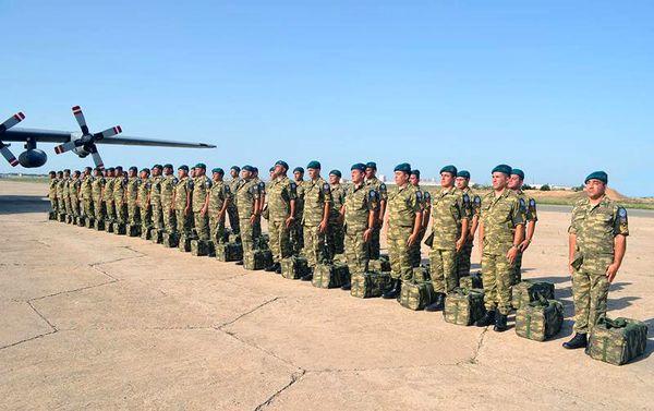 نظامیان جمهوری آذربایجان به سودان جنوبی اعزام می شوند