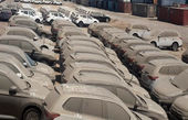 حرکت لاکپشتی ترخیص خودروهای دپو شده در گمرک