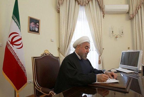 رییس جمهور در گذشت پدر شهیدان اسدی خانوکی را تسلیت گفت