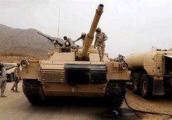 انهدام ۱۰۳ خودروی نظامی متجاوزان سعودی