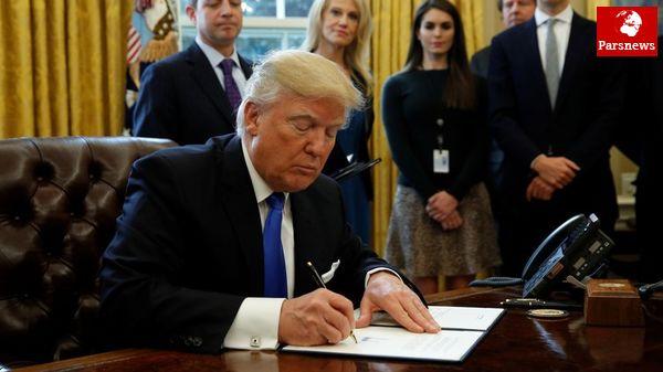 دونالد ترامپ به رئیس جمهور چین نامه نوشت