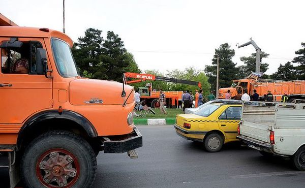 ممنوعیت موقتی ترافیکی وانت بارها و کامیونت ها در 11 روز نخست مهرماه