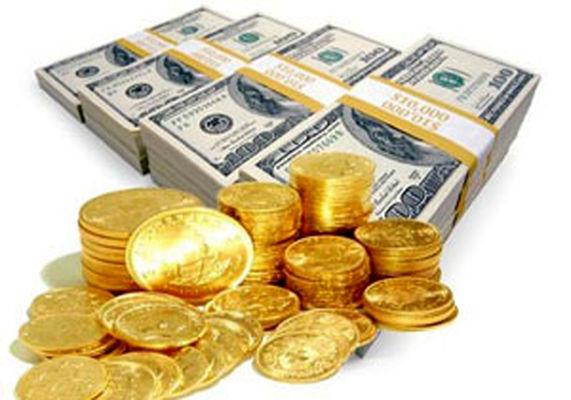 قیمت سکه و ارز در 31 مرداد 95 در بازار تهران +جدول