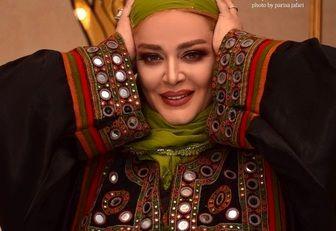 تازه ترین عکس پرحاشیه ترین بازیگر زن ایرانی