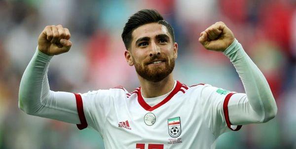چشم AFC بازیکن ایرانی را گرفت+عکس