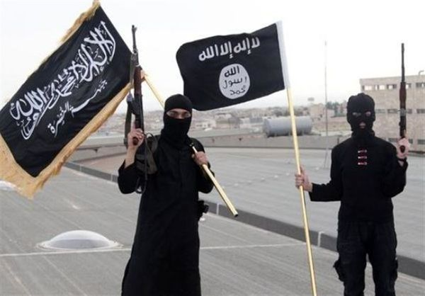 درگیری ارتش عراق با داعش در مرز سوریه
