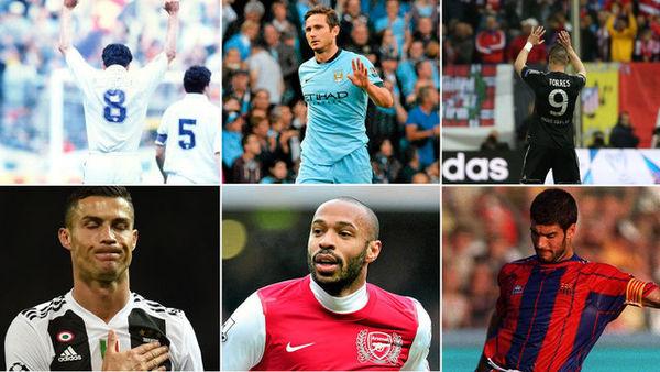 بازیکنان بزرگی که مجبور شدند برابر باشگاه مورد علاقهشان بازی کنند+عکس