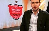 مهاجم اسبق تیم فوتبال پرسپولیس طلب خود را به این باشگاه بخشید