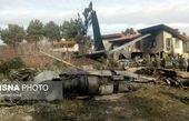 توضیحات جدید سخنگوی ارتش درباره سقوط هواپیمای ۷۰۷