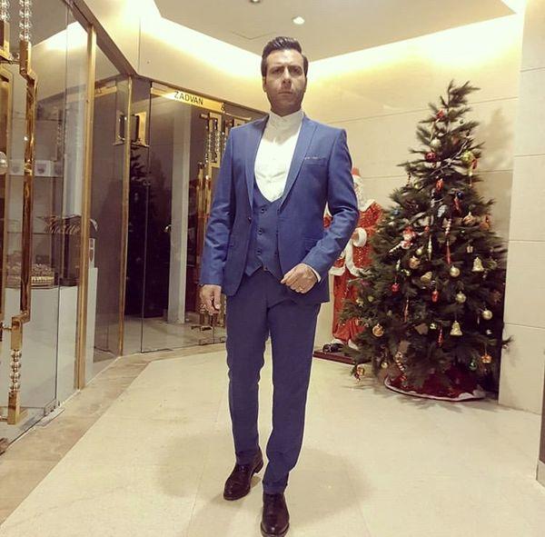 ظاهر رسمی مجید واشقانی + عکس