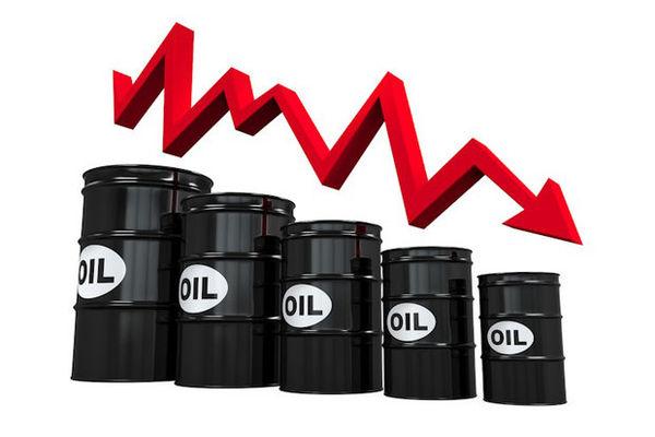 قیمتها نفت دوباره سقوط کرد