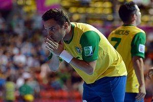 فوق ستاره فوتسال برزیل تصمیم به بازنشستگی گرفت