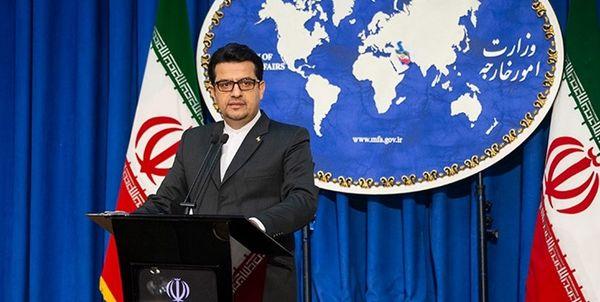 هشدار تهران به مقامات آمریکایی در پی ایراد اتهامات واهی به ایران در تحولات عراق