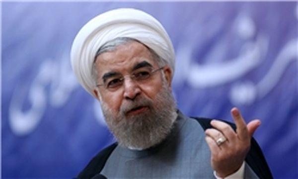 روحانی: سر مسائلی که برای جامعه مهم نیست وقت تلف نکنیم