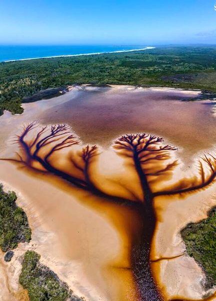 عکس هوایی جالب از استرالیا