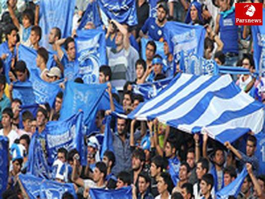 شکست استقلال مقابل الهلال در نیمه اول