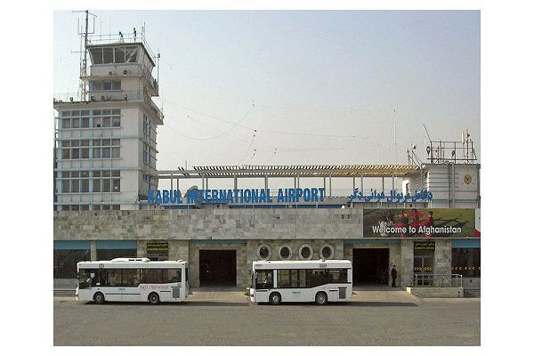 انفجار در نزدیکی فرودگاه بینالمللی کابل