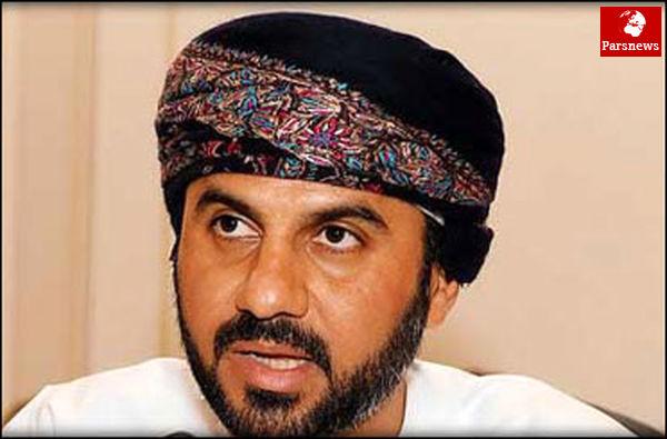 رئیس مجلس شورای سلطنتی عمان واردتهران شد