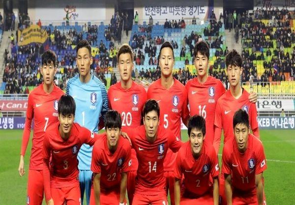 اعلام فهرست اولیه مصر و کره جنوبی برای جام جهانی 2018