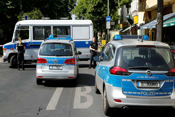تعقیب راستگرایان افراطی مظنون به ارتکاب جرائم تروریستی در آلمان
