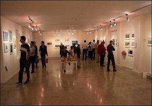 در گالری ملت یک نمایشگاه گروهی برگزار میشود