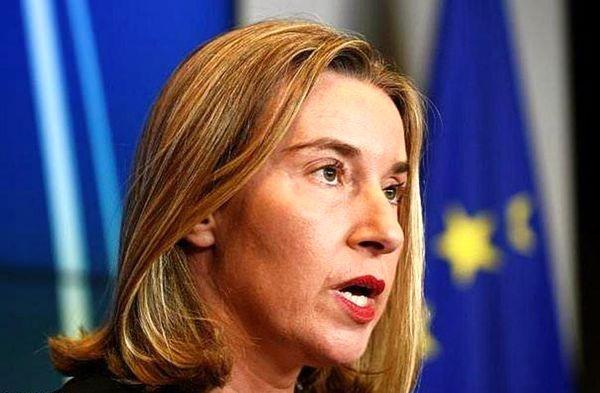 تاکید موگرینی بر تصمیم اتحادیه اروپا برای حفظ برجام