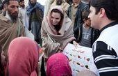 سفر آسیایی آنجلینا جولی برای دیدار با مسلمانان + عکس