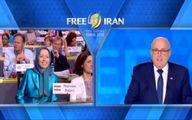 اعتراف وکیل ترامپ به نقش منافقین در ناآرامیهای اخیر ایران+ فیلم