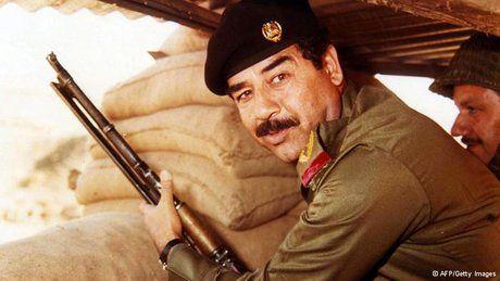 عراق خواستار بزگرداندن مجسمه صدامحسین شد