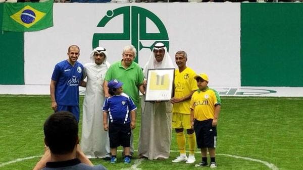 خشم ستارههای فوتبال از کویتیها
