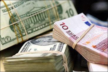 جدول نرخ ارز در مرکز مبادلات ارزی