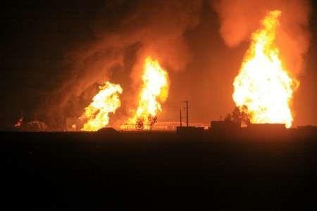 جزئیات انفجار در پالایشگاه نفت تهران + اسامی قربانیان