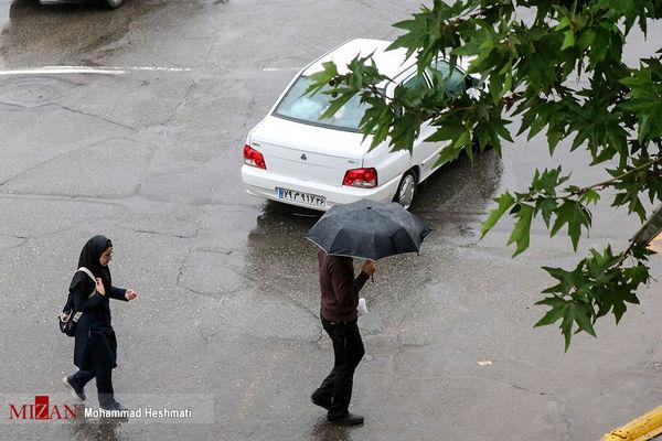 وضعیت آب و هوای سه روز آینده کشور