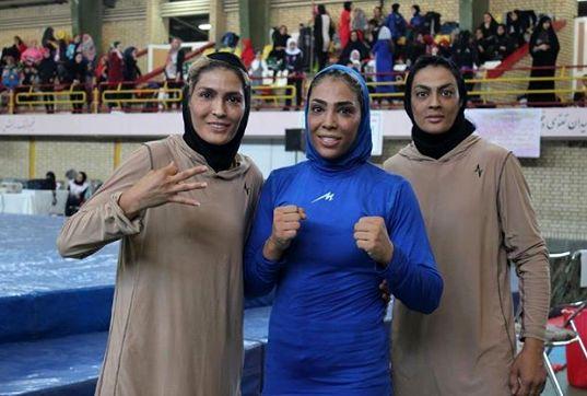 خواهران افتخار آفرین برای ایرانیان+عکس