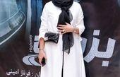 همسر بازیگر جواد عزتی در بزرگراه+عکس