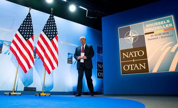 ترامپ: تعهدات آمریکا به ناتو همچنان بسیار قوی است