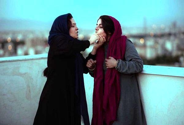 تعریف و تمجید مهراوه شریفی نیا از امین حیایی