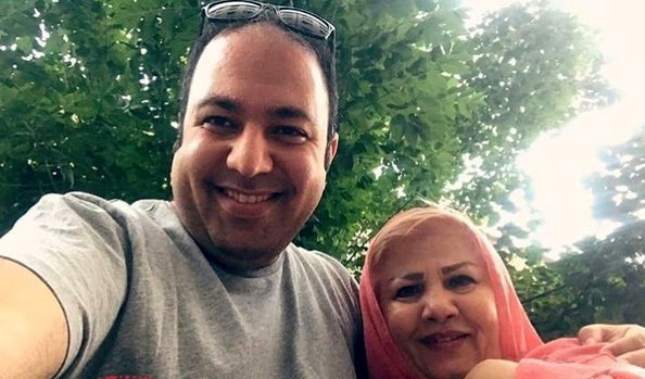 مادرشوهر واقعی ستایش+عکس
