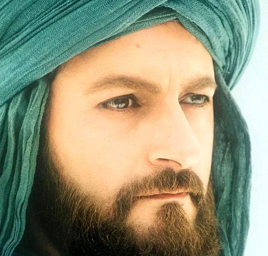 گریم علی دهکردی در سریال امام حسین(ع)+عکس
