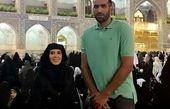 لیلا بلوکات با ظاهری متفاوت در کنار مرد خوش قد و بالای ایران+عکس