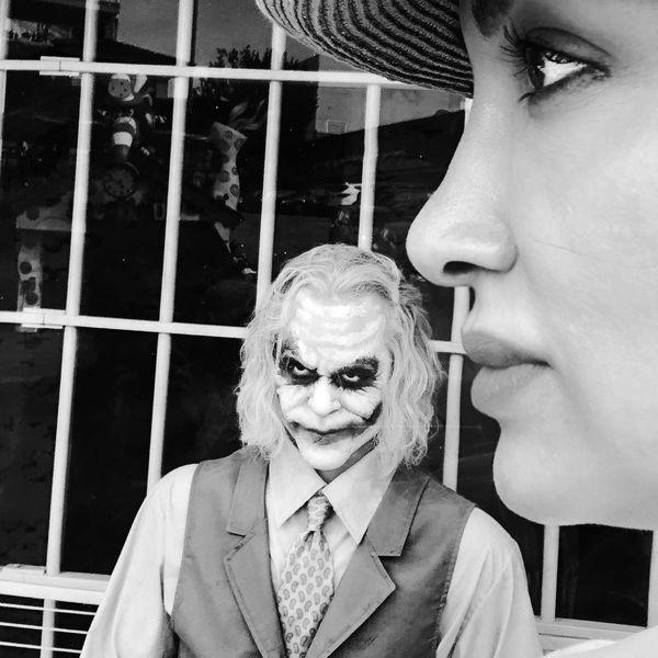 روناک یونسی در کنار آقای قاتل زنجیره ای+عکس