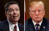 ترامپ: بده بستان بین کومی و کنگره کلاهبرداری است