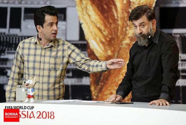 پخش برنامه جنجالی علی انصاریان در آیو رسما متوقف شد