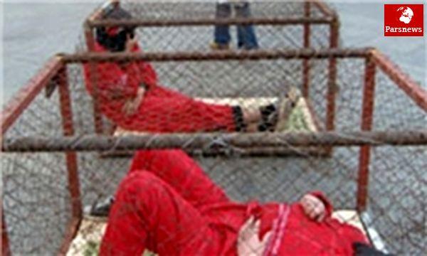 اعتصابکنندگان غذا در گوانتانامو به بیمارستان منتقل شدند