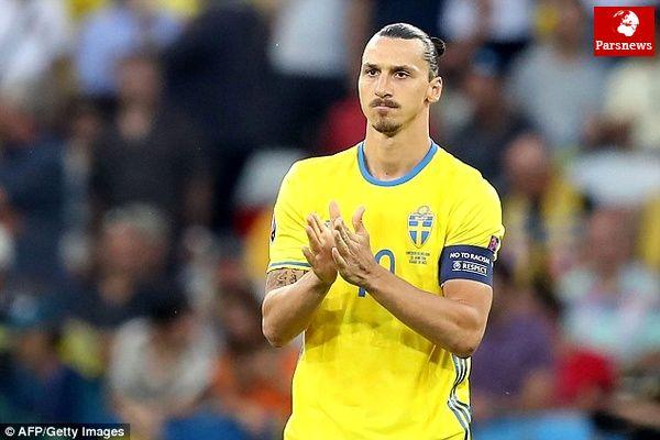 واکنش سرمربی تیم ملی سوئد به بازگشت زلاتان