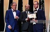 قهرمان اصغر فرهادی جایزه گرفت + عکس