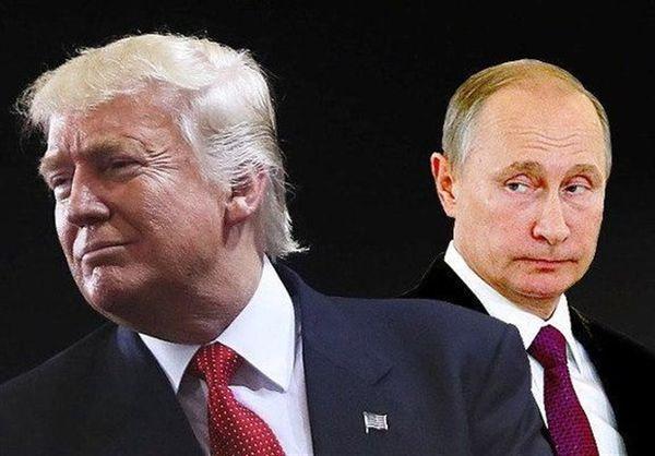 ترامپ دیدار با پوتین را به علت تنشها در مورد اوکراین لغو کرد