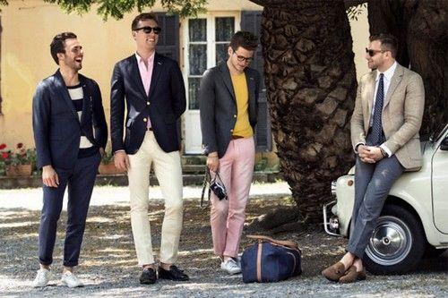 لباس مناسب برای آقایان قد کوتاه