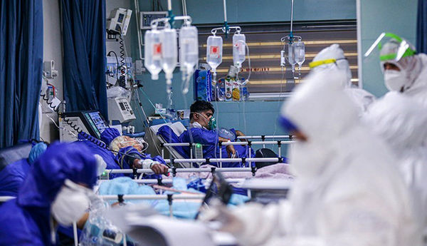 آخرین آمار کرونا در ایران در تاریخ ۱۱ فروردین/ فوت ۹۶ بیمار کووید۱۹ در شبانه روز گذشته